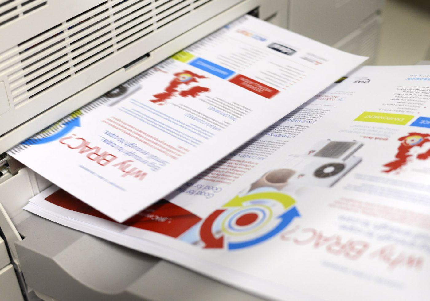 digital printing, on-demand printing, full colour, brochure printing